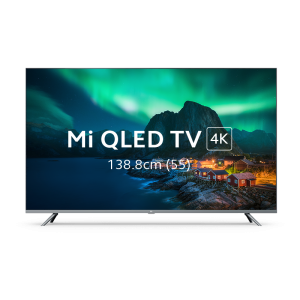 Read more about the article Mi TV QLED 4K 138.8 cm (55) Display with, Dolby advance sound system.