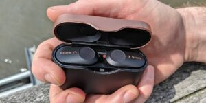 Read more about the article Sony WF-1000XM4 truly wireless earbuds with active noise cancellation to be launch on June 9