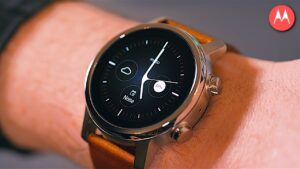 Read more about the article Moto 360 (3rd Gen) with 1.2-inch AMOLED display launched in India for Rs.19990
