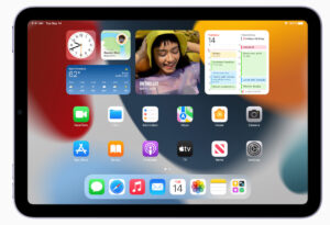 Read more about the article Apple rolls out iPadOS 15 with multitasking, Widget, Facetime and much more