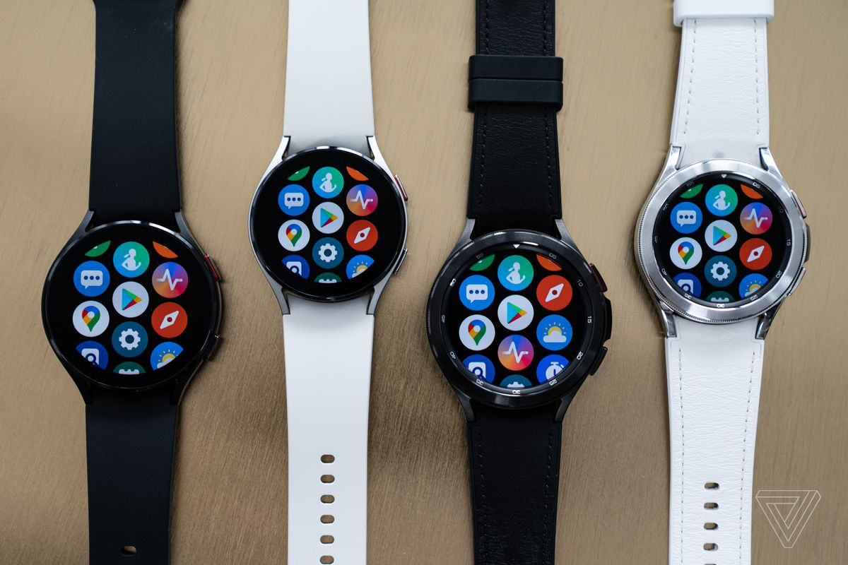 Read more about the article Samsung unveiled Samsung Galaxy Watch 4 44 mm & Samsung Galaxy Watch 4 Classic 4.6 cm in India.