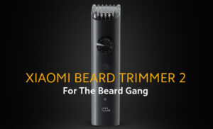 Read more about the article Xiaomi Beard Trimmer 2 with self-sharpening blades launched in India for Rs. 1999