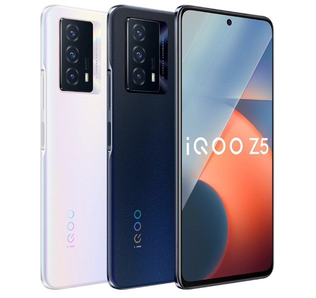 Read more about the article IQOO Z5 5G With 6.67-Inch FHD+ 120Hz Display Announced