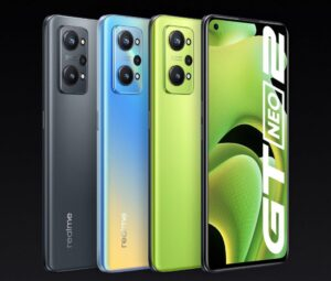 Read more about the article realme GT Neo2 with 6.62-inch FHD+ 120Hz AMOLED display announced