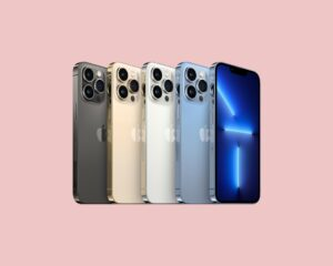 Read more about the article Apple iPhone 13 Pro and iPhone 13 Pro Max with IP68 Rating introduced globally
