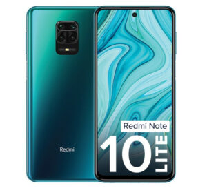 Read more about the article Redmi Note 10 Lite with 6.67-inch FHD+ Dot display launched in India starting at Rs. 13999
