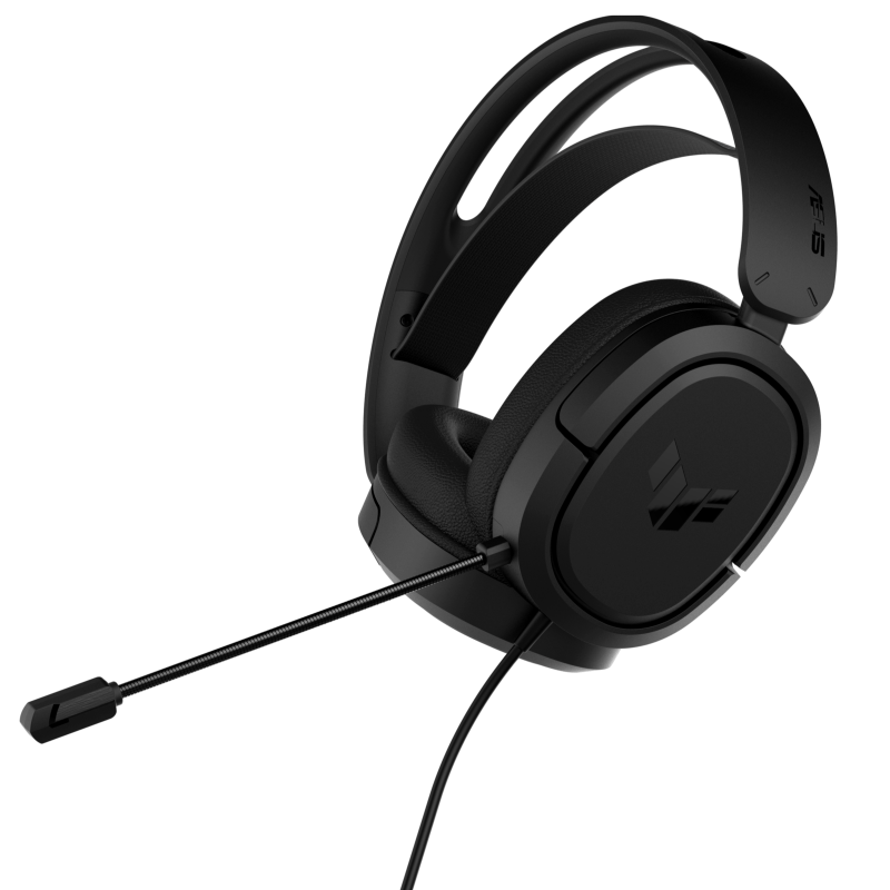 Read more about the article Asus TUF Gaming H1 wireless headphone with 40 mm drivers introduced